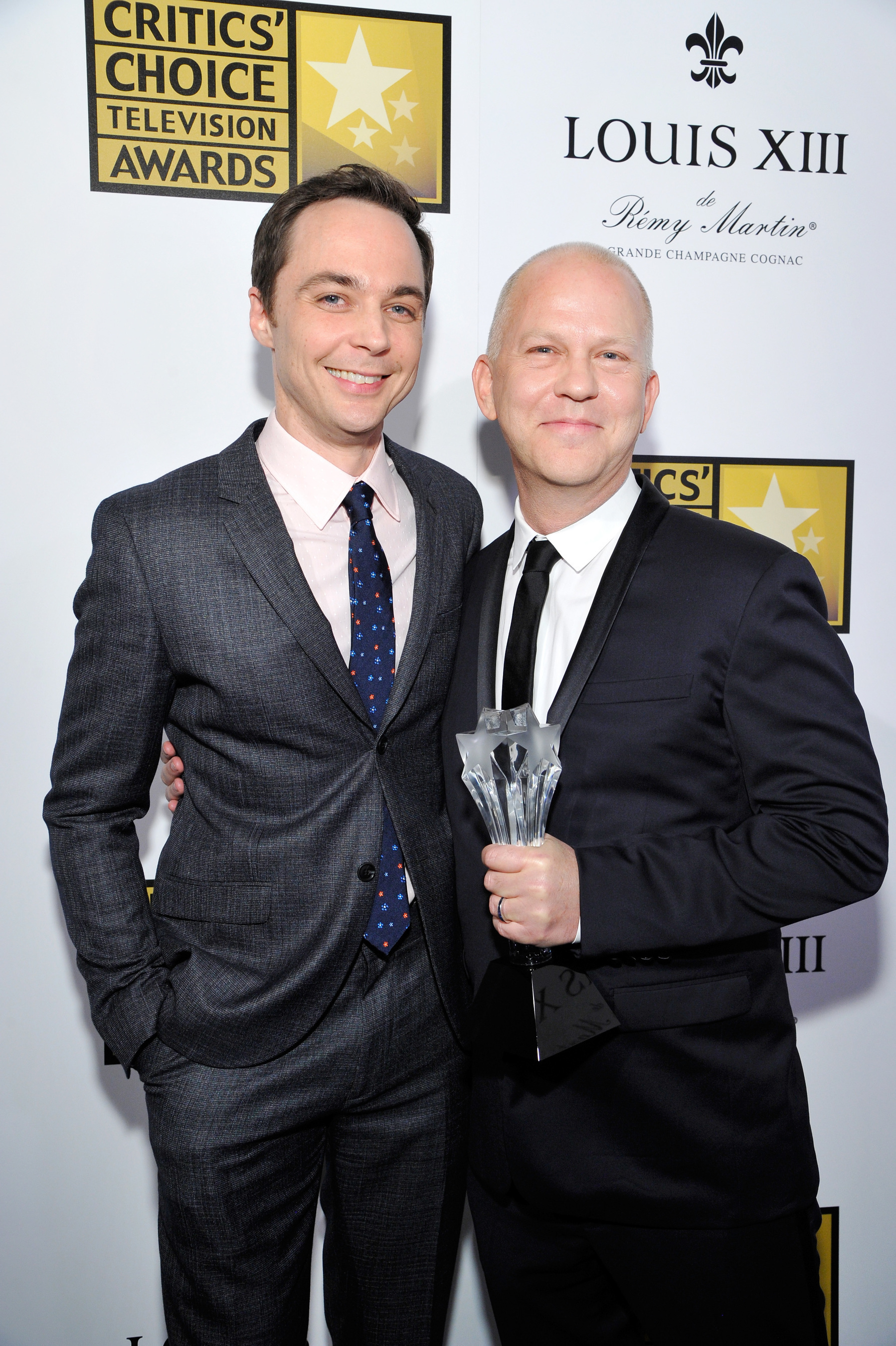 RYAN MURPHY Honored With Distinguished Critics Choice Louis XIII Genius Award