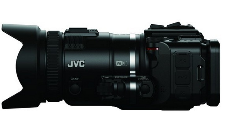 Performance Enhancements and Expanded Wi-Fi Functions Revealed For New JVC Everio Camcorder Line