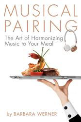 Barbara Werner Shares Food with a Musical Pairing at Ruth's Chris Steakhouse in Manhattan, 7/17