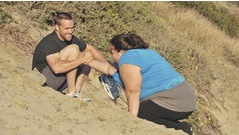 Celebrity Trainer Drew Manning Who Gained and Lost 75 Pounds Featured on ABC's EXTREME WEIGHT LOSS, Tonight