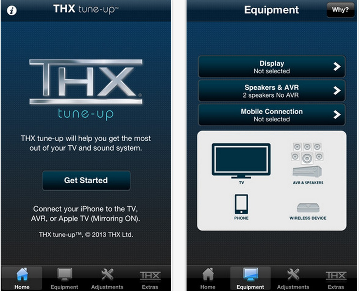 THX Launches First Mobile iOS App to Help Consumers Properly Adjust and Get the Most from Their TV, Projector and Speakers