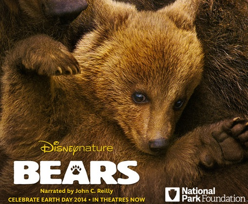 14 National Parks Receive Impact Grants Thanks to Disneynature's BEARS