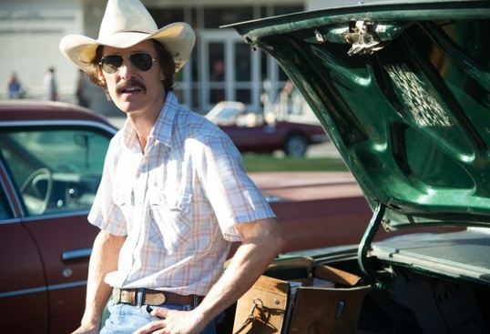 Matthew McConaughey Stars in DALLAS BUYERS CLUB, Coming to Blu-ray/DVD, Today