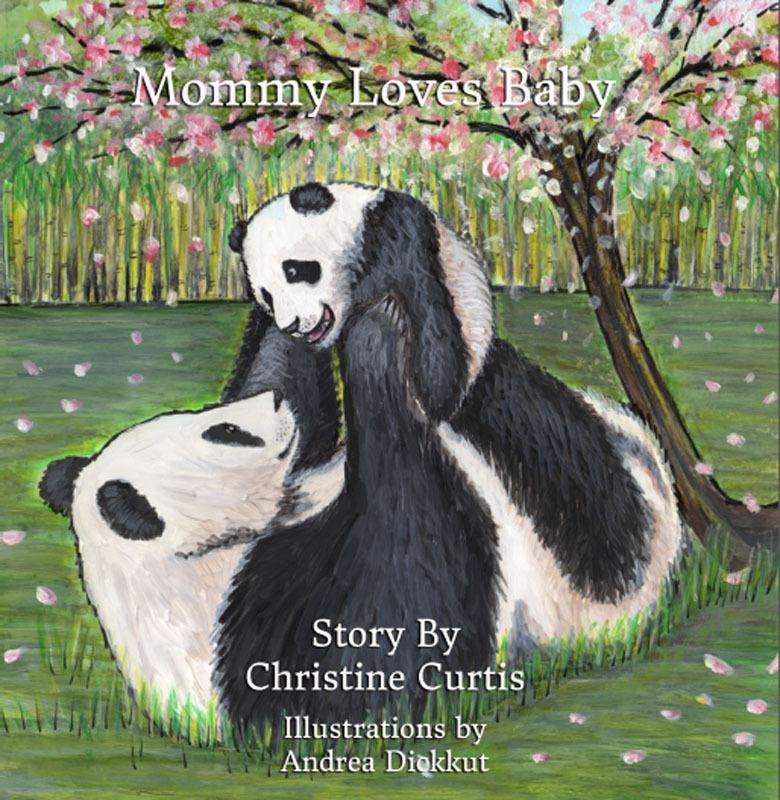 Christine Curtis Launches Kickstarter for Children's Book, 'Mommy Loves Baby'