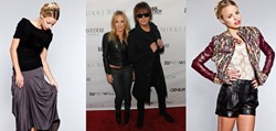 Richie Sambora and Fashion Designer Nikki Lund Take Nikki Rich Clothing to ShopChannel