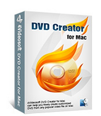 4Videosoft Releases DVD Creator for Mac to Burn Any Video File to DVD