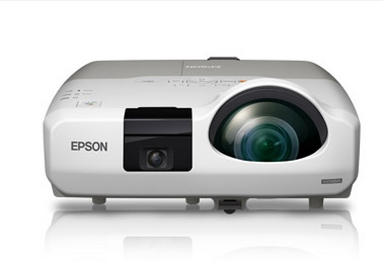 Epson Introduces First Portable Interactive Projector for K-12 and Higher Education