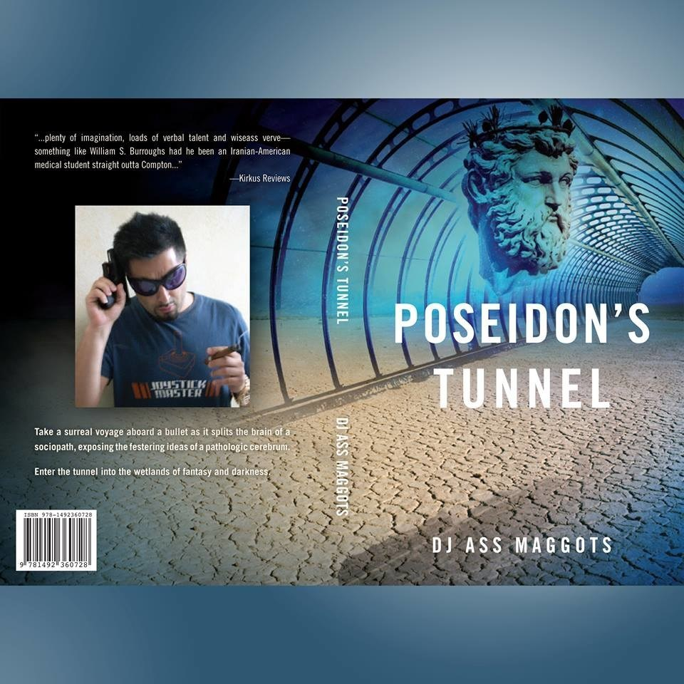 Local Physician 'DJ Ass Maggots' Releases 'Poseidon's Tunnel'