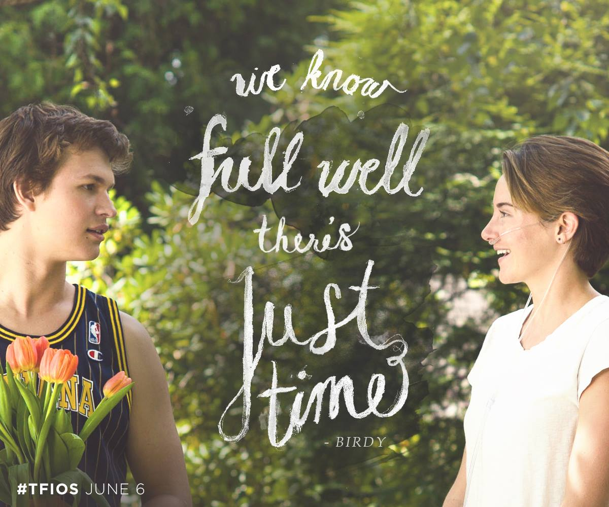 Teens from Akron Children's Hospital Support Group Appear in THE FAULT IN OUR STARS