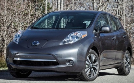 2013 Nissan LEAF Offers New Entry-Level 'S' Grade, Improved Efficiency and Greatly Reduced Charging Time