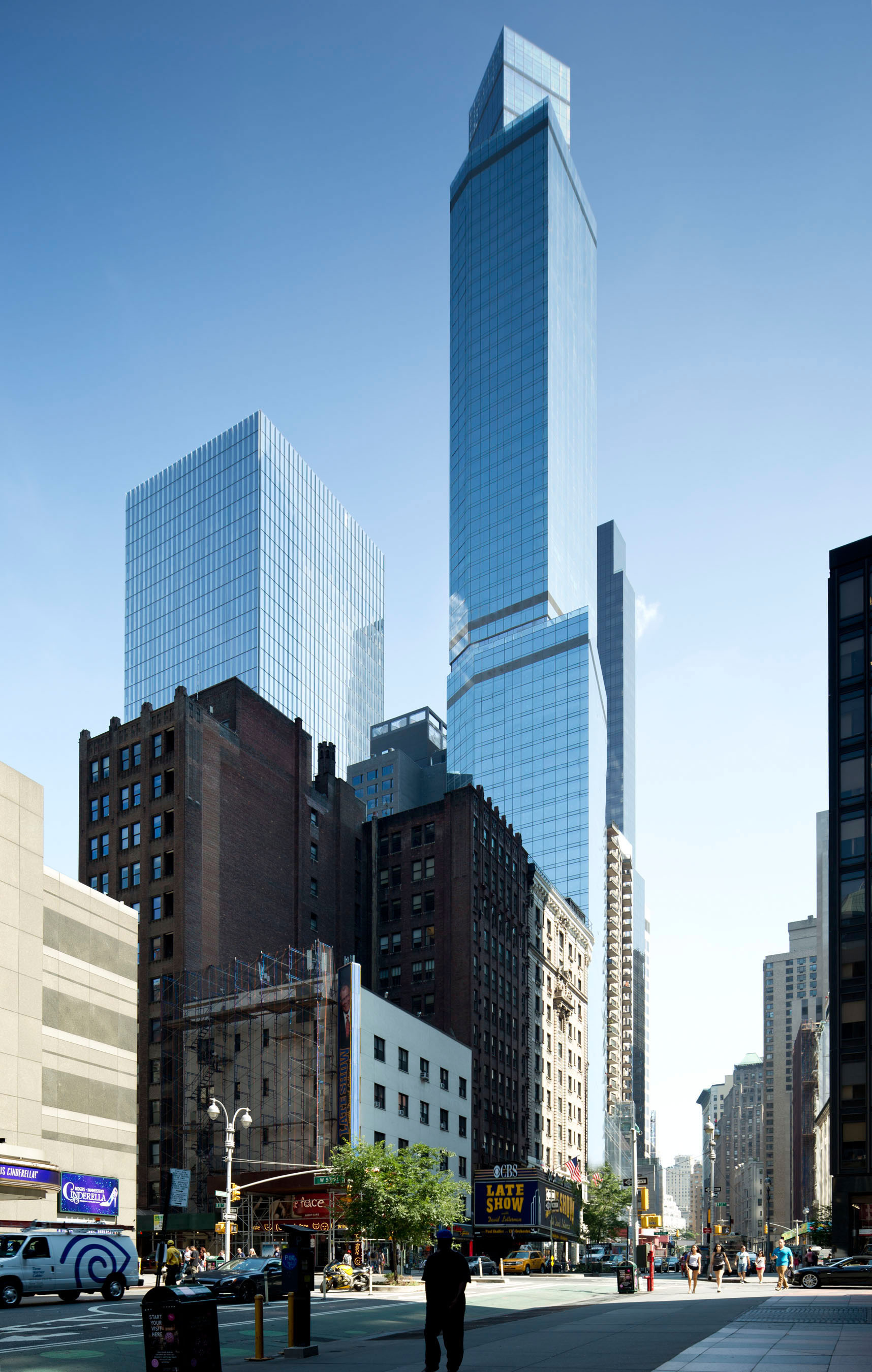 Marriott Opens North America's Tallest Hotel In New York City