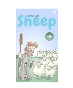 New App 'Little Lost Sheep' Now Available for Kids & Parents