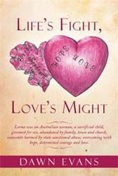 Dawn Everson Releases LIFE'S FIGHT, LOVE'S MIGHT