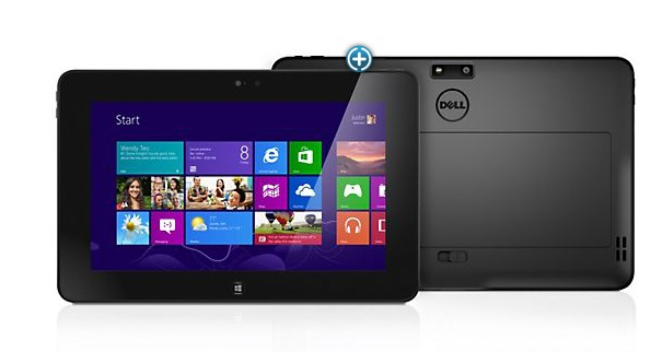 Dell Shows Off New Latitude 10; Enterprise Ready Windows 8