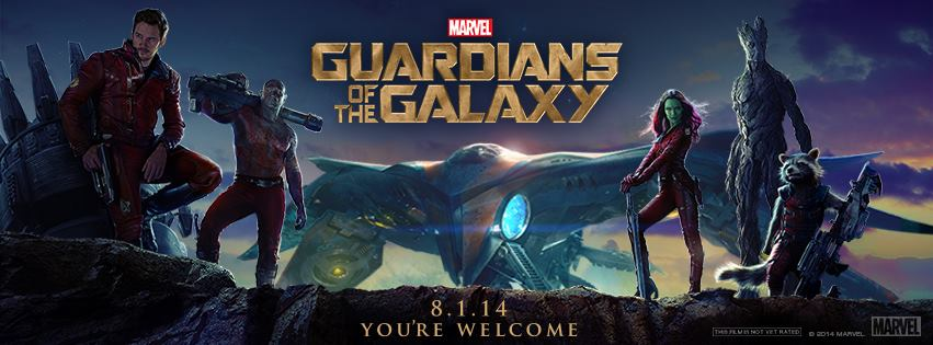 Winners Announced for Marvel's GUARDIANS OF THE GALAXY 'Guardians of Good' Contest