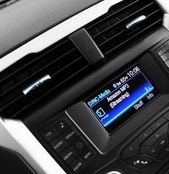Amazon Cloud Player  Now Available in Ford SYNC Vehicles