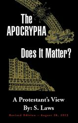 Author S. Laws Explores the Apocrypha in Her Latest Book