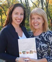 New Jersey Mother and Daughter Create Cookbook for Hurricane Sandy Relief
