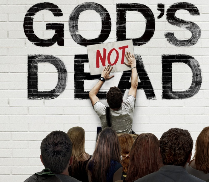 Lionsgate Acquires Digital, VOD & TV Distribution Rights to Faith-Based Hit Film GOD'S NOT DEAD