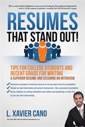 Readers Learn Job Hunting Skills in 'Resumes That Stand Out!'