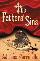 New Thriller by Adriana Parrinello, THE FATHERS' SINS, is Released