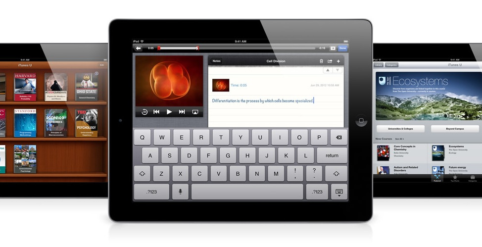 Apple's iTunesU Tops 1 BILLION Downloads!
