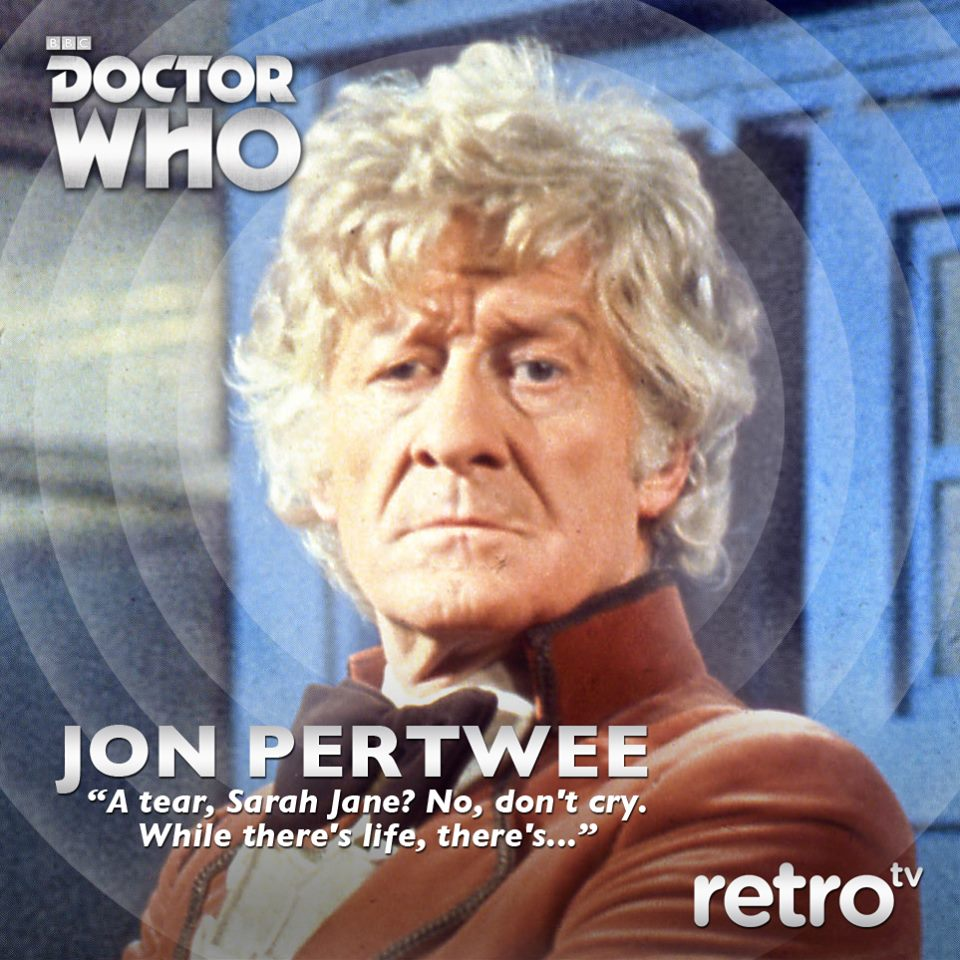 Retro TV Announces Launch Date for Classic DOCTOR WHO