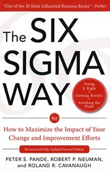 Best-Selling Author Pete Pande Releases Second Edition of The Six Sigma Way