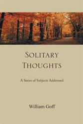 'Solitary Thoughts' by William Goff to be Featured at 2014 Beijing International Book Fair