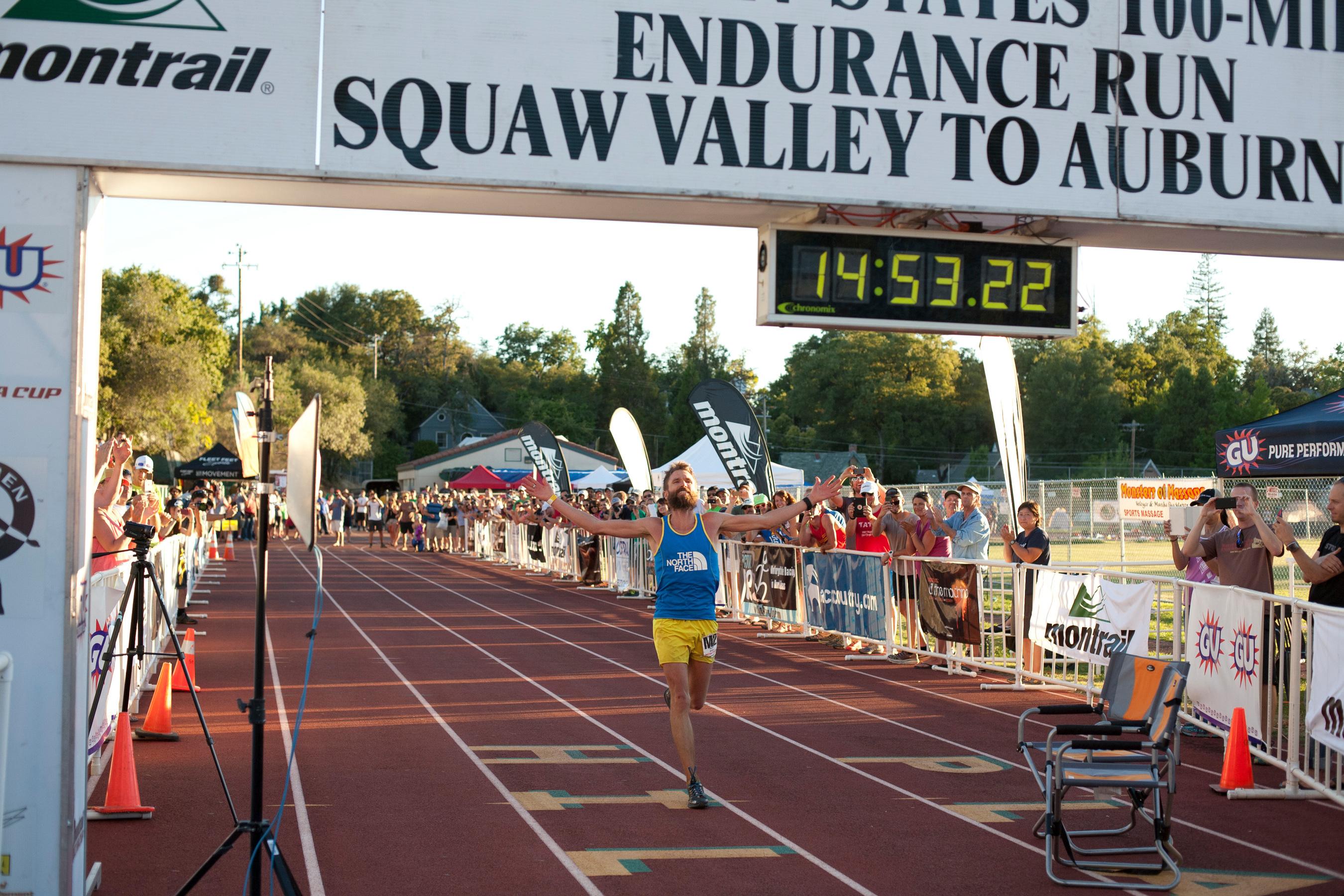 North Face Athletes Win Top Titles at Western States 100 Mile Endurance Run