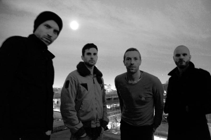 COLDPLAY Announce Sixth Album, 'Ghost Stories', Out 5/19