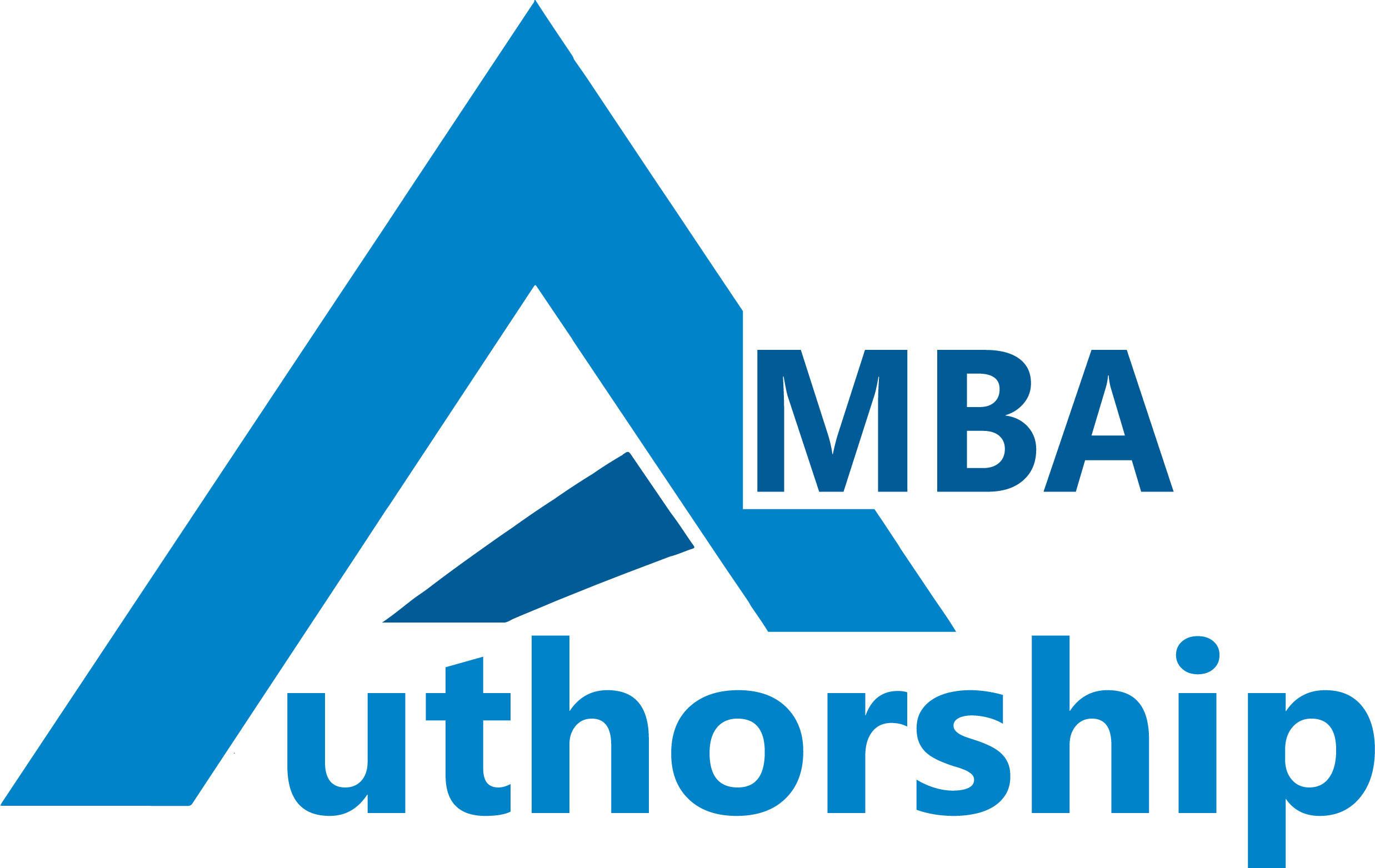 Authorship Experts Launch New Workshop, AUTHORSHIP MBA: MASTERING THE BUSINESS OF AUTHORSHIP