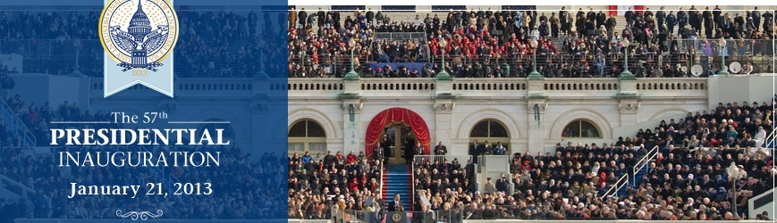 Inaugural 2013 App to Stream Presidential Inauguration on January 21