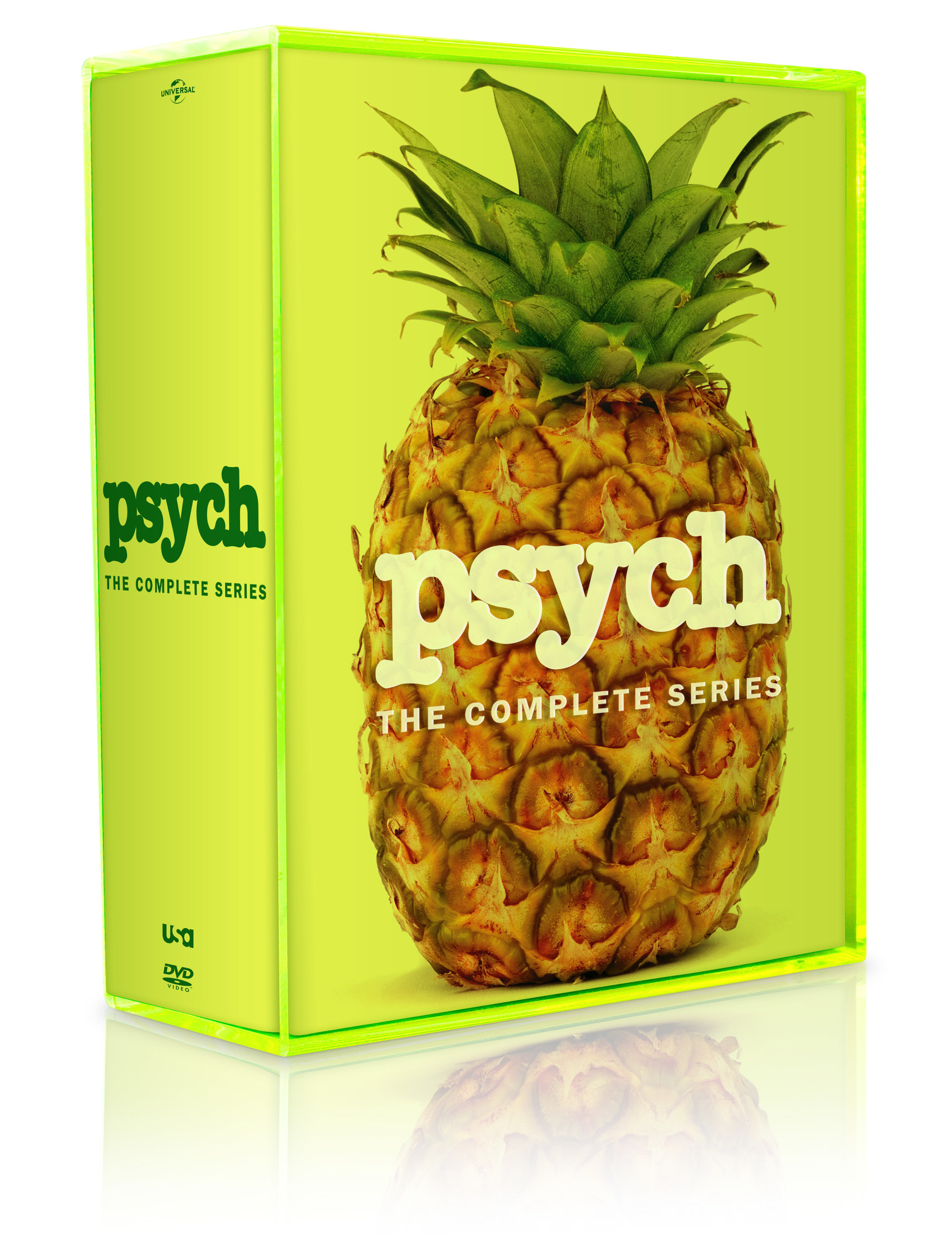 PSYCH: The Complete Series Coming to DVD This October