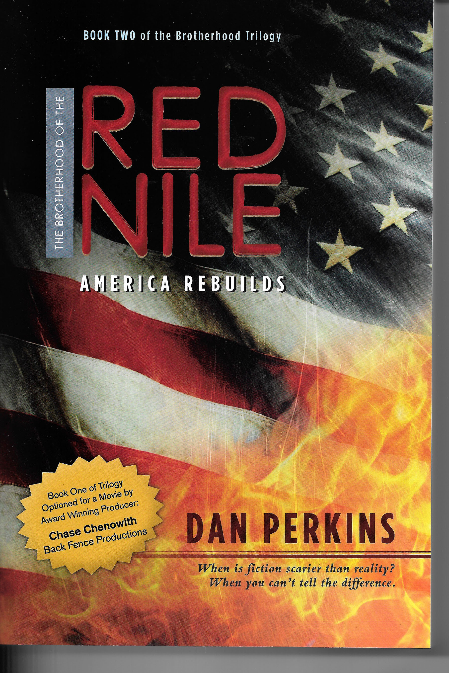 New Political Thriller, RED NILE, is Released