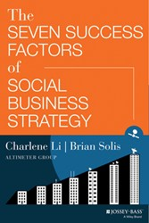 Jossey-Bass Releases 'The Seven Success Factors of Social Business Strategy'