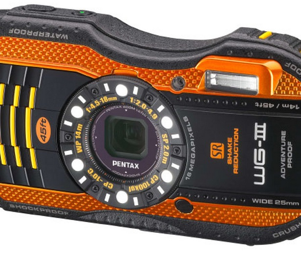 Pentax Adds to Rugged Line with New Optio WG-3