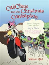 'Caliclaus and the Christmas Contraption' is Released