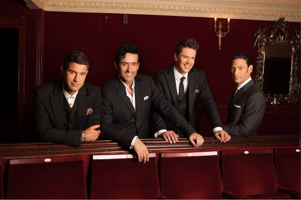Il Divo Releases Broadway Song Album, A MUSICAL AFFAIR, Today