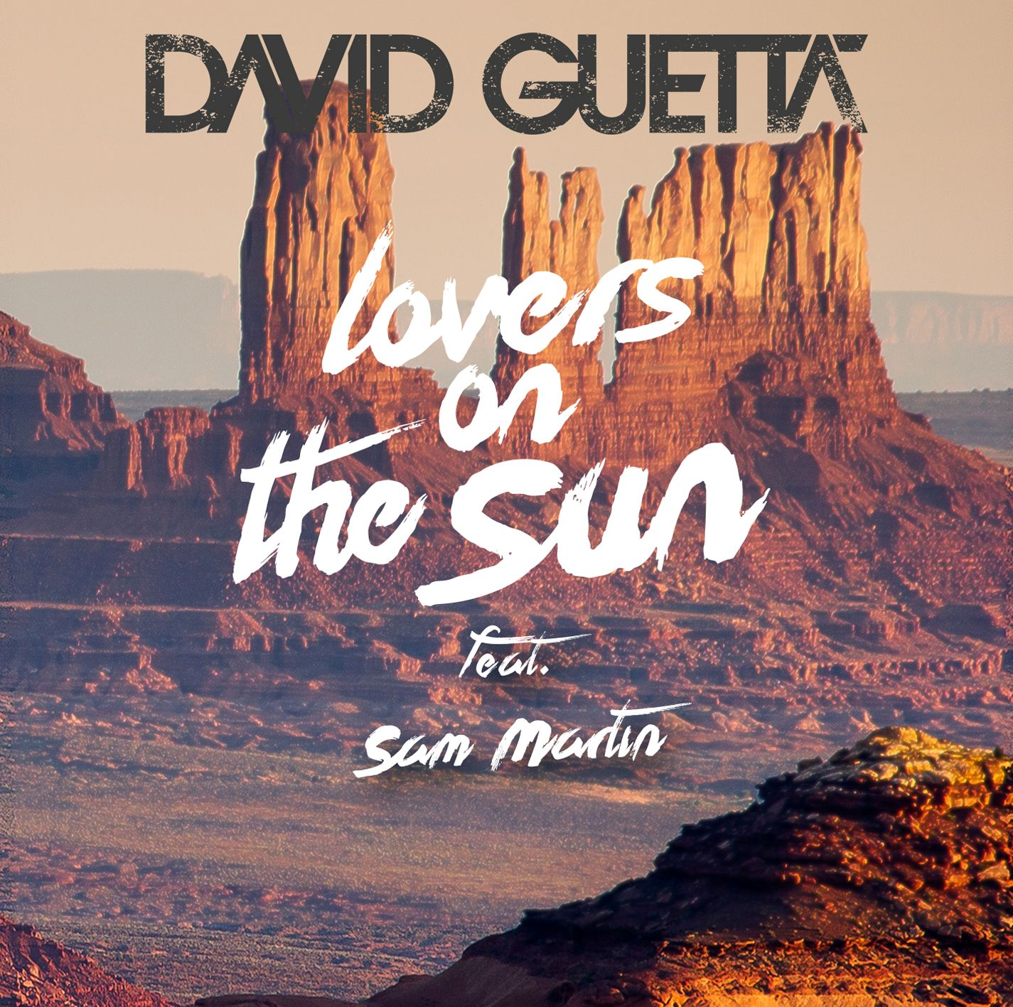 David Guetta 'Lovers On The Sun' ft. Sam Martin Available Now