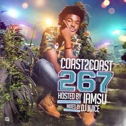 West Coast Music Trailblazer IamSu! Hosts Coast 2 Coast Mixtape