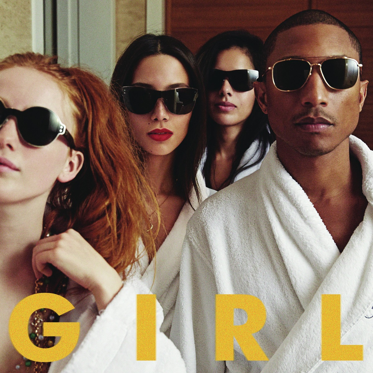 Pharrell Williams to Host Exclusive Listening Party for New Album 'GIRL'