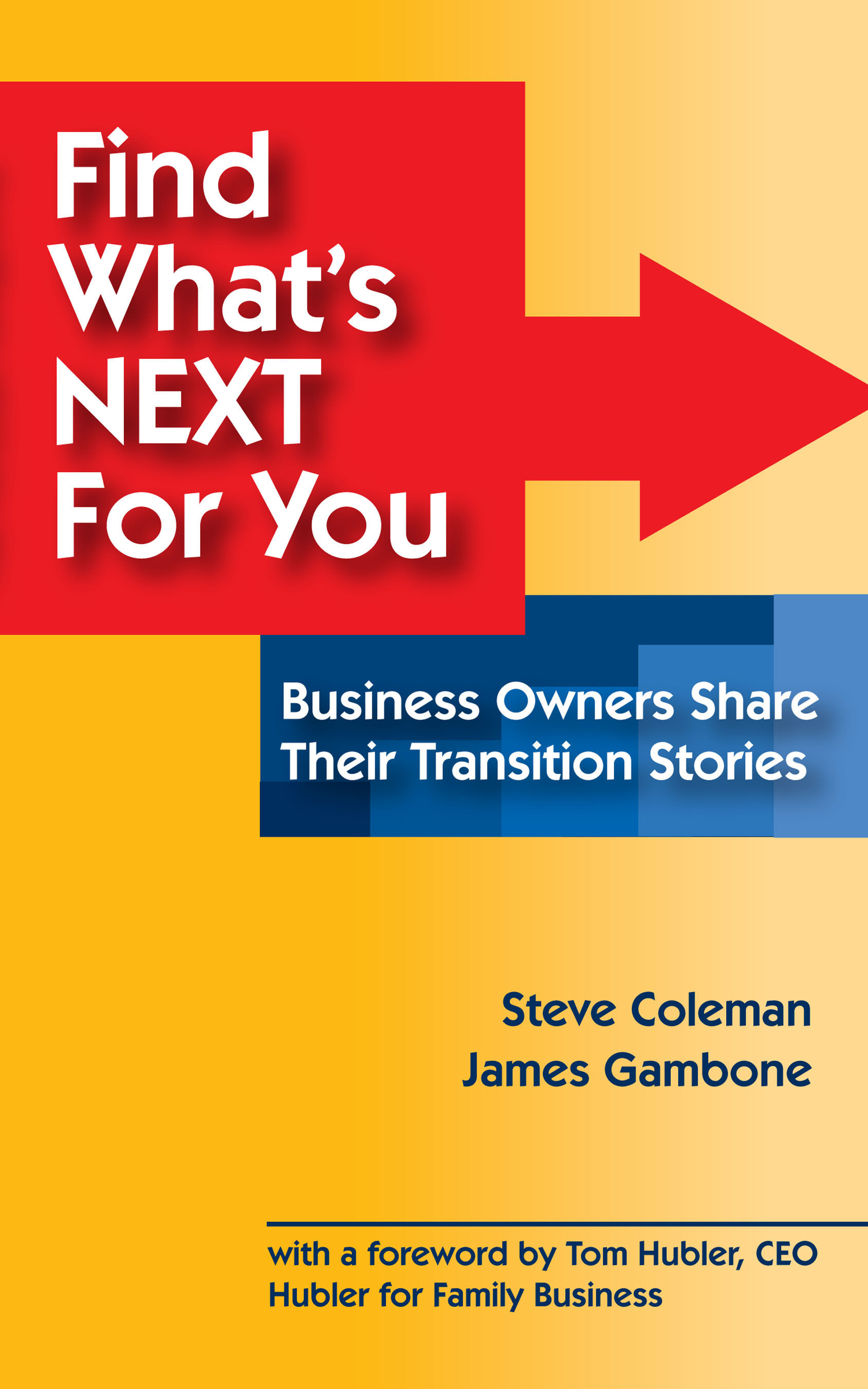 Real Stories About Business Owners in Transition is Released
