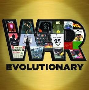 WAR to Release New Studio Album 'EVOLUTIONARY,' 5/13