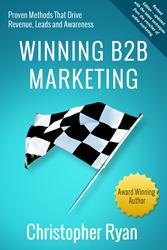 Veteran B2B Marketer Christopher Ryan Announces Chapter from New Book