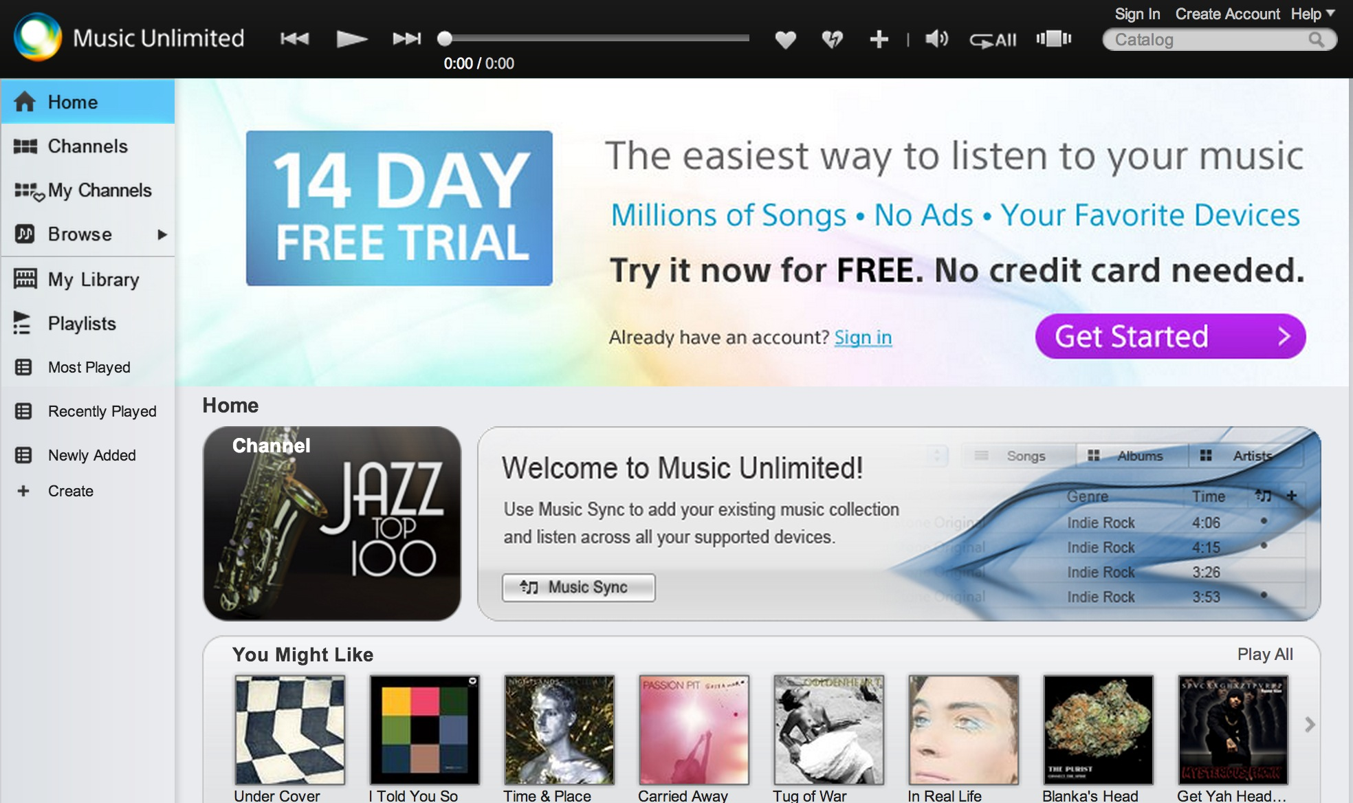 Sony Upgrades Music Unlimited to 320Kbps Streaming!