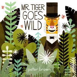 Children's Book Illustrator Peter Brown Wins 2014 Bull-Bransom Award