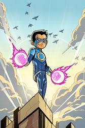 Stan Lee's CHAKRA THE INVINCIBLE Launches on Rovio's ToonsTV Across All Angry Birds Apps Worldwide