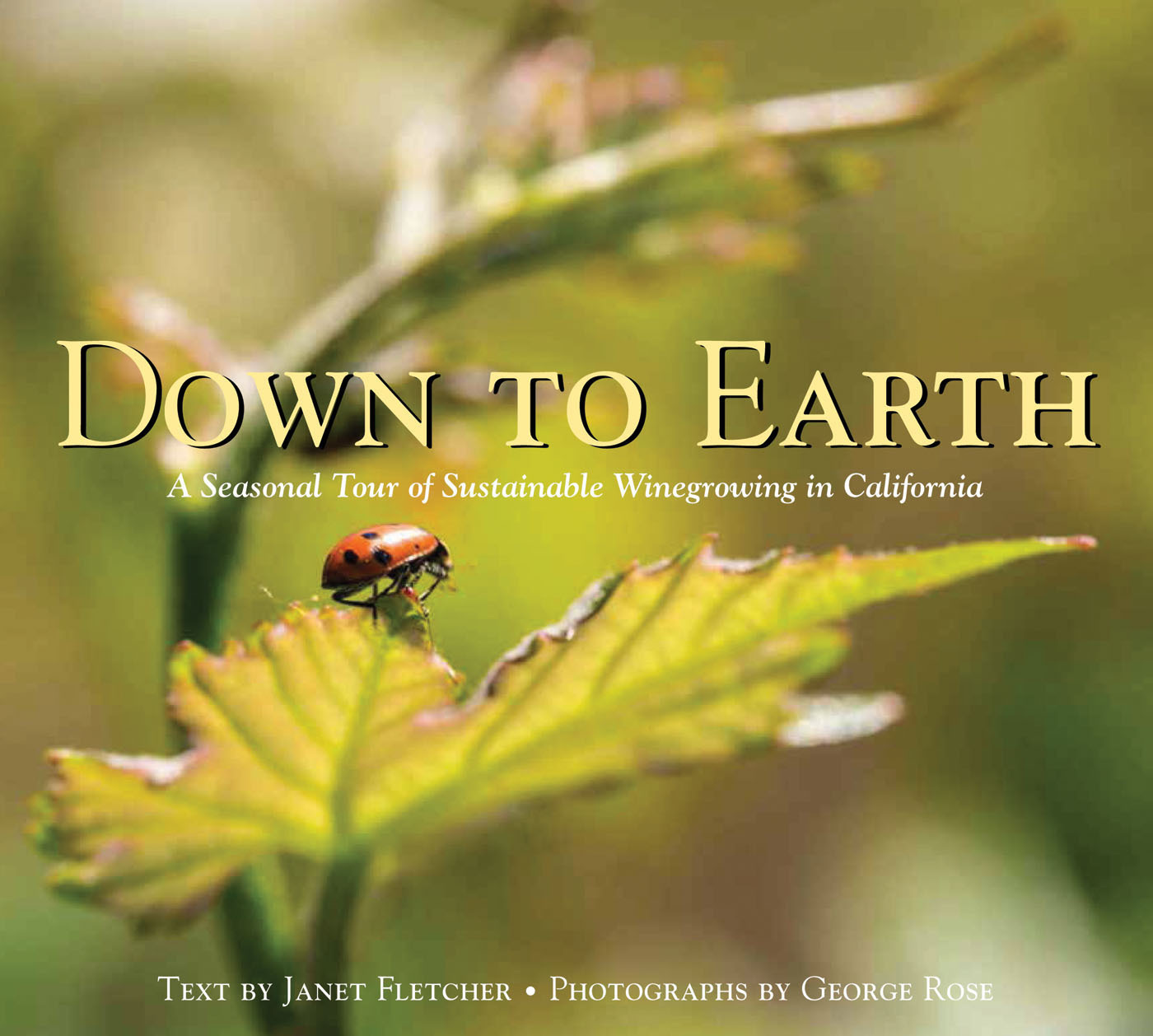 Wine Institute Publishes Book On California Sustainable Winegrowing