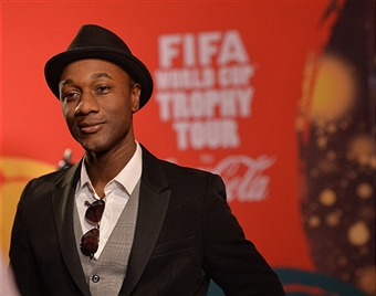 Coca-Cola Releases Aloe Blacc's 'The World is Ours' for 2014 FIFA World Cup Campaign